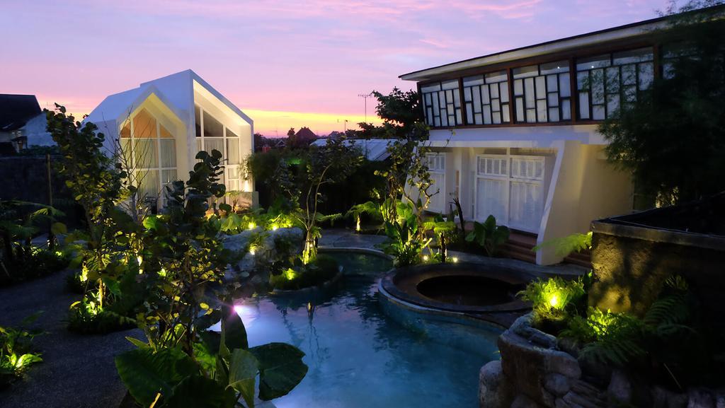 Hotel Unik Yogyakarta YATS Colony