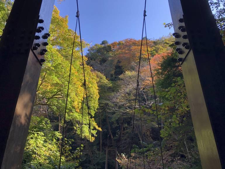 Jembatan Jalur 4 Gunung Takao