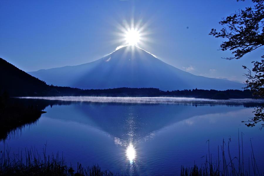 Keajaiban Alam Jepang, Diamond Fuji