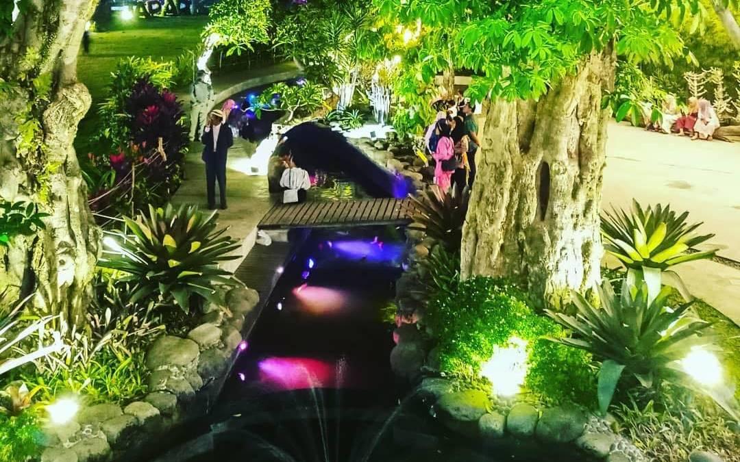 Keindahan Peta Park Bandung