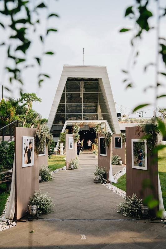 Mengadakan Pesta Pernikahan di Taman Peta Bandung