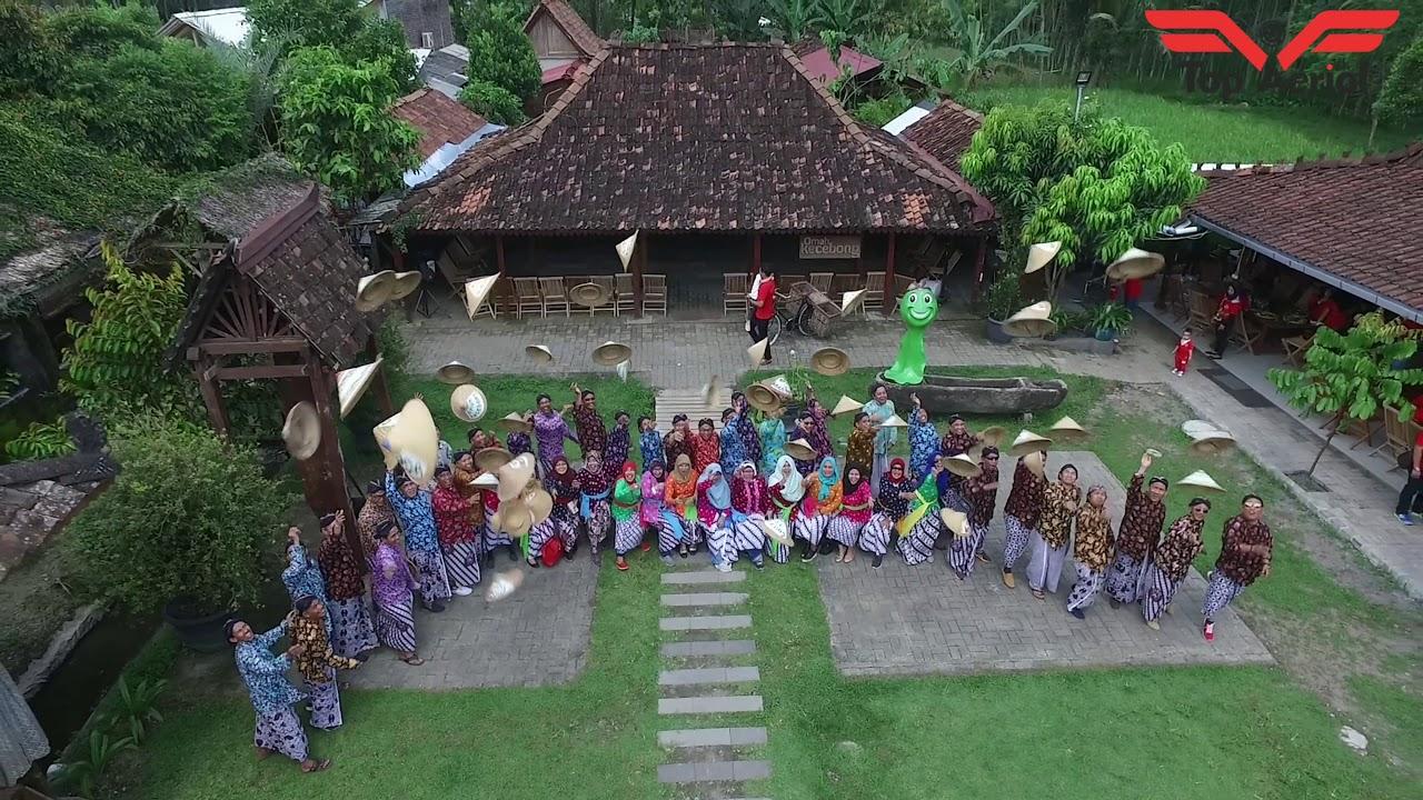 Omah Kecebong Penginapan Unik di Yogyakarta