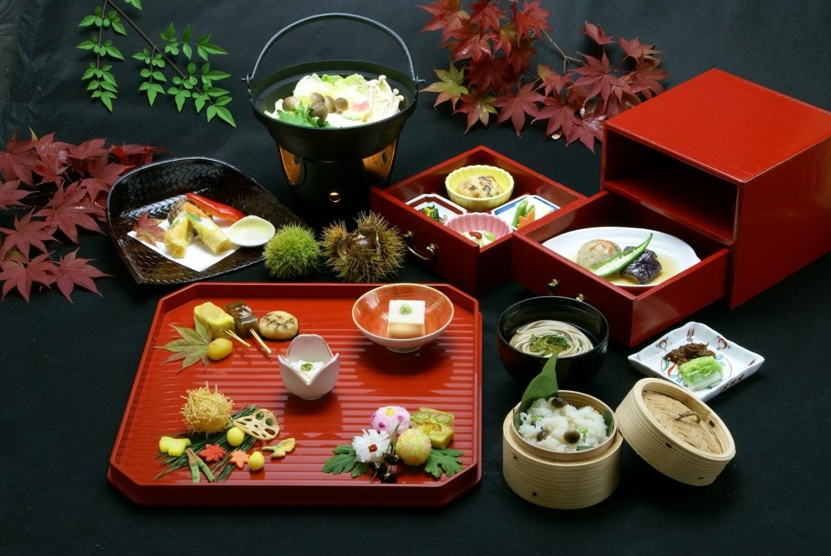 Shojin Ryori Makanan Tradisional Buddha