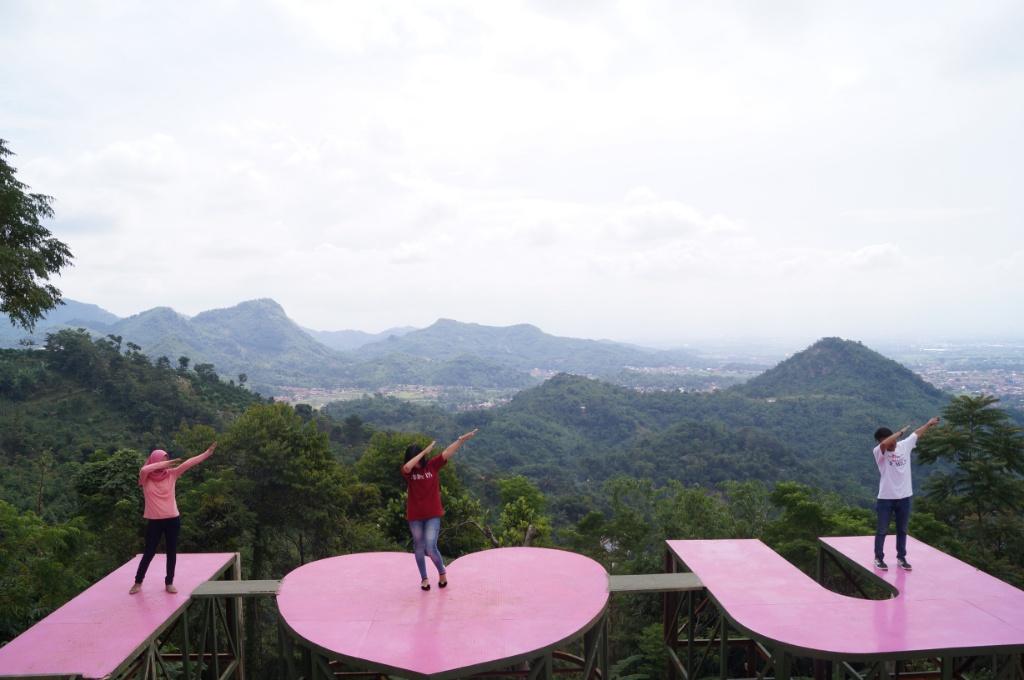 Spot Foto di Taman Panorama