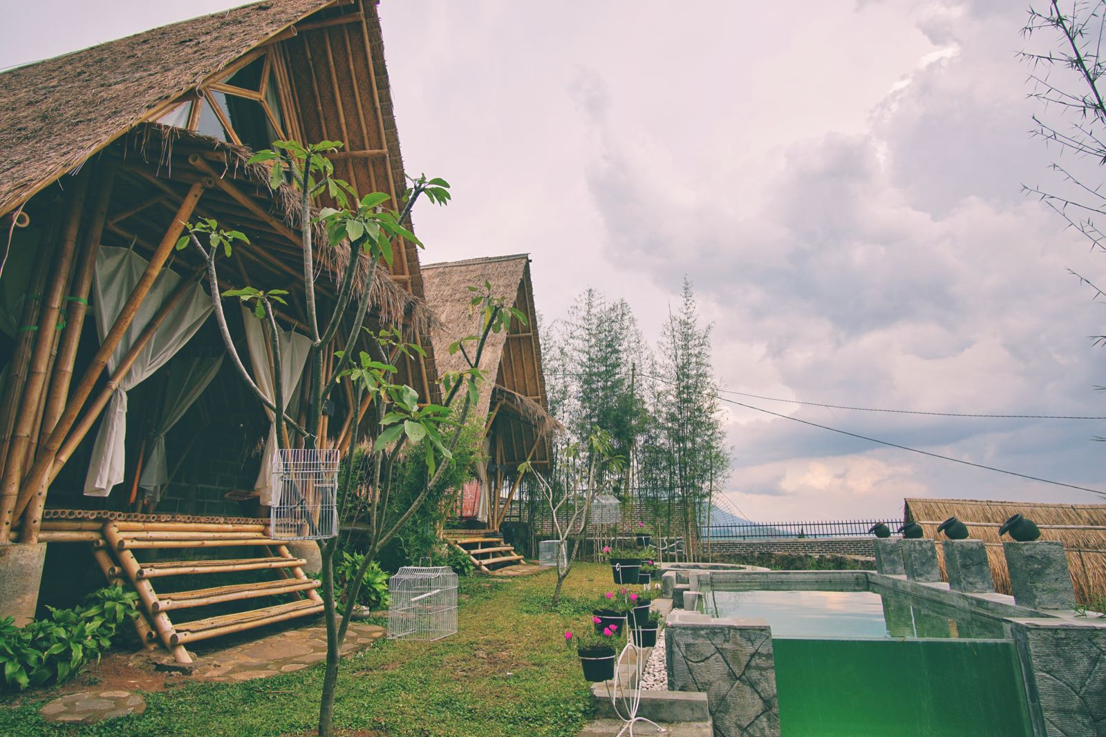 Hotel Bukit Saung Bambu