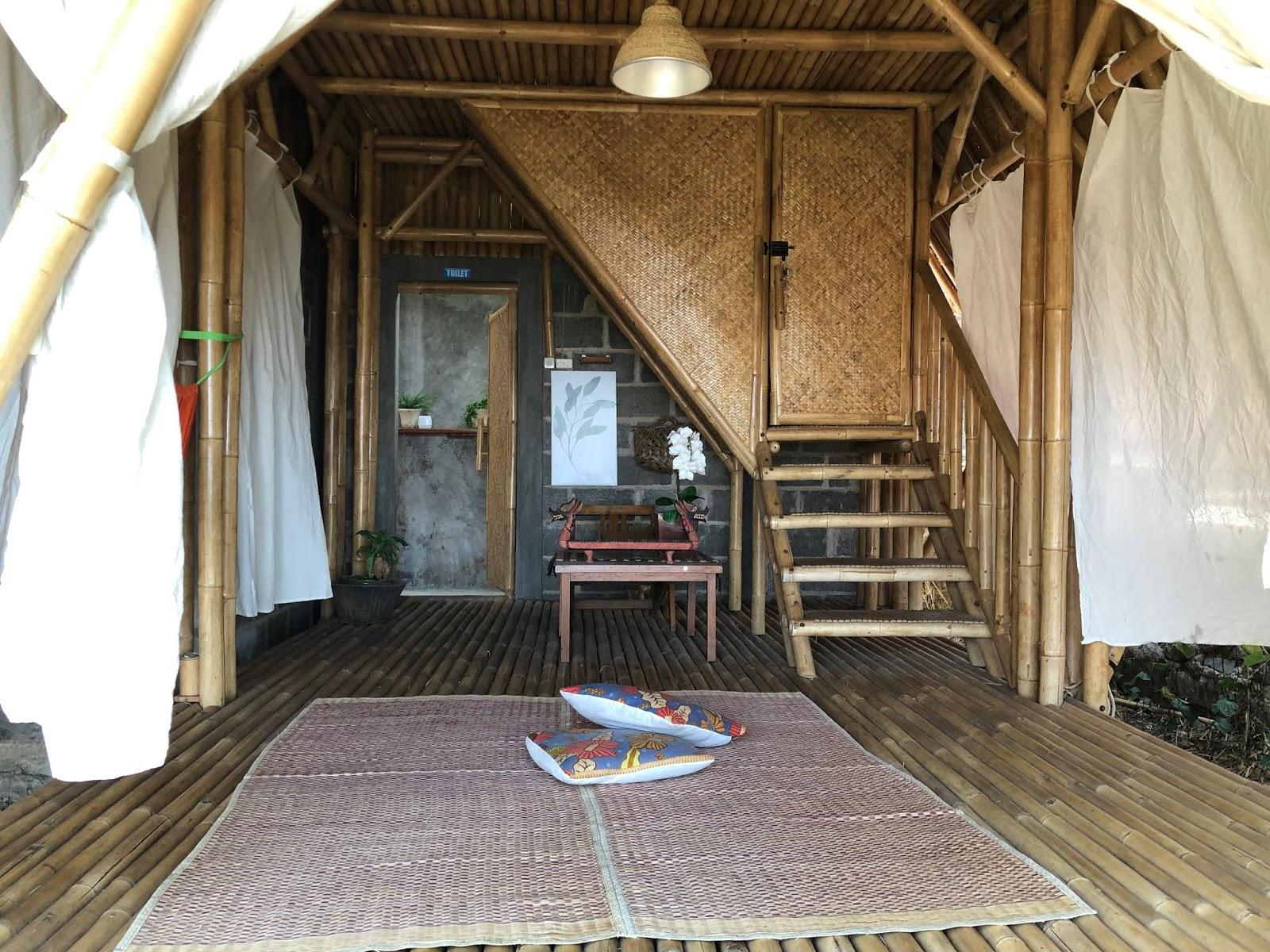 Lantai 1 Cottage Bukit Saung Bambu