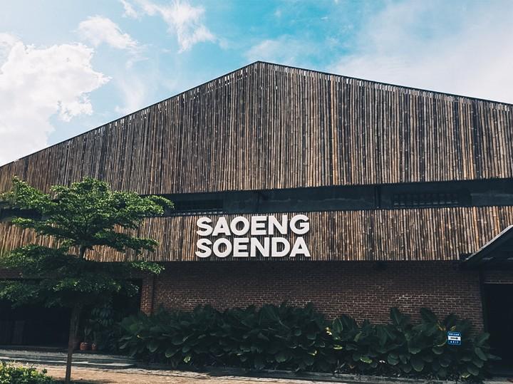 Saoeng Soenda Paberik Badjoe Bandung