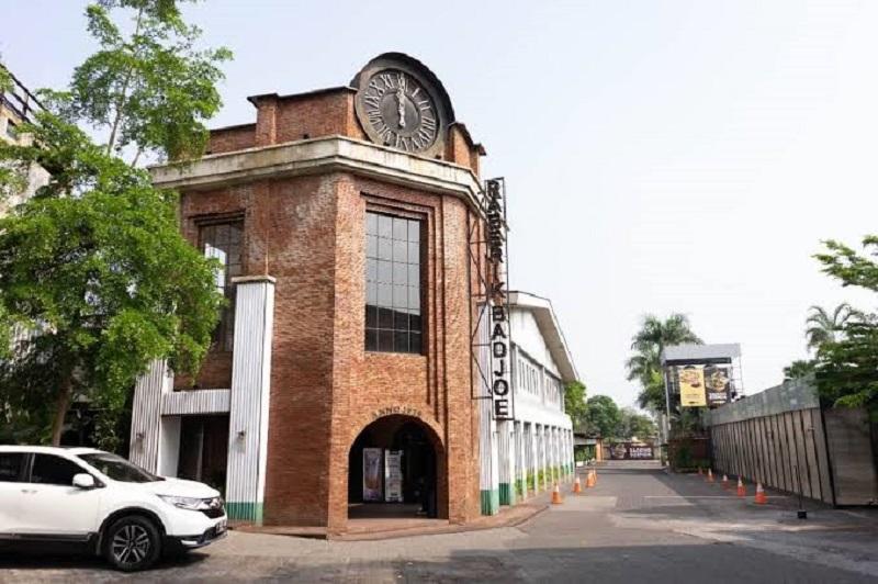 Wisata Paberik Badjoe Bandung