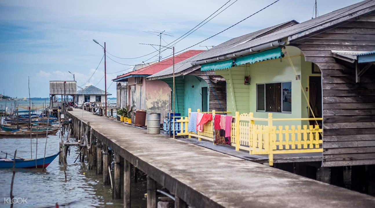 Kampung Nelayan Cina Senggarang