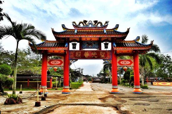 Kuil Sun Te Kong di Bintan