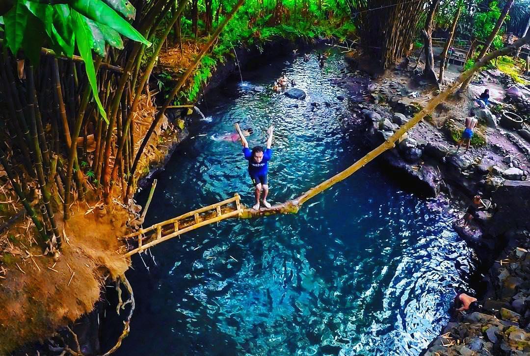 Review Blue Lagoon Jogja, Jalan-Jalan di Yogyakarta Layaknya di Islandia